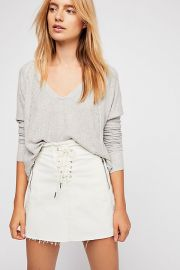 WE THE FREE CATALINA THERMAL TOP at Free People