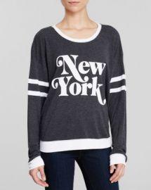 WILDFOX Sweater - New York at Bloomingdales