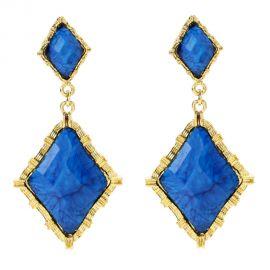 Wainscott Earrings at Amrita Singh