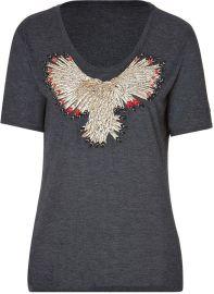 Wanda Eagle Tshirt at Stylebop