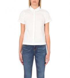 Waven short sleeved shirt at Selfridges