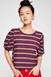 We The Free Molly Tee by Free People at Free People