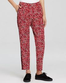 Weekend Max Mara Pants - Nuccia Print at Bloomingdales