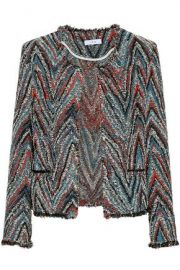 Weird Tweed Blazer by IRO at The Outnet