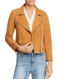 Wes Suede Moto Jacket by Rebecca Minkoff at Bloomingdales