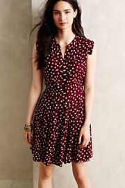 West Street Shirtdress at Anthropologie