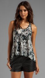 Whetherly Vintage Floral Owen Racerback Tank in Multi  REVOLVE at Revolve