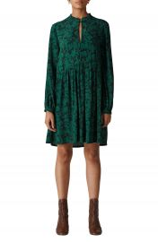 Whistles Deco Floral Print Shirtdress at Nordstrom