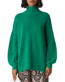Whistles Oversize Funnel-Neck Sweater Women - Bloomingdale s at Bloomingdales