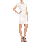 White lace dress by BCBG at Bcbgmaxazria