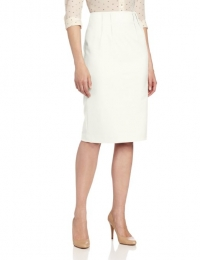 White pencil skirt by Jones New York at Amazon