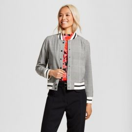 Who What Wear for Target Varsity Bomber Jacket at Target