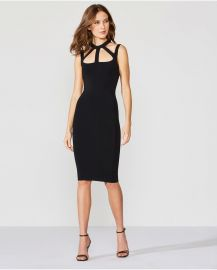 Wild Cards Sweater Dress at Bailey 44