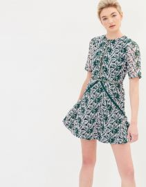 Wild Things Lace Dress by Keepsake at Fashion Bunker