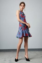 Wild Thoughts Mini Dress by Keepsake at Fashion Bunker