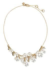 Wildflower necklace at Banana Republic