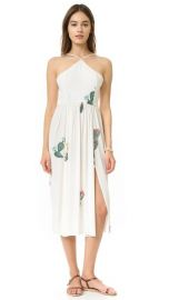 Wildfox Cactus Flower Back Tie Dress at Shopbop