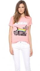 Wildfox Hawaiian Rainbow Tee at Shopbop