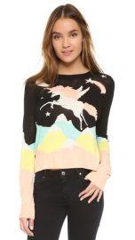 Wildfox Land Faraway Opal Sweater at Shopbop