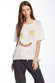 Wildfox Wakey Wakey Graphic Tee at Nordstrom Rack