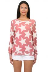 Wildfox stars sweater at Couture Candy