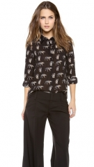 Willa top by Alice and Olivia at Shopbop