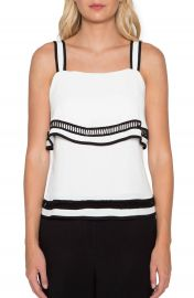 Willow   Clay Ladder Stitch Tank at Nordstrom