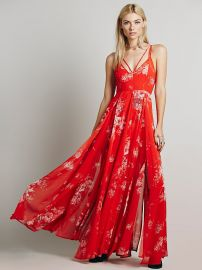 Winter Garden Maxi Dress at Free People