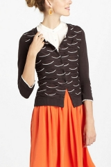 Winter Waves Cardigan at Anthropologie
