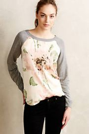 Winterbloom Pullover at Anthropologie