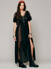 Witchy Woman Maxi Dress at Free People