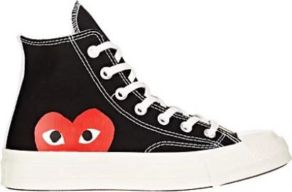 Women\\\'s Chuck Taylor 1970s High-Top Sneakers by Comme des Garcons Play at Barneys