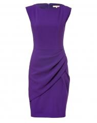 Wool Draped Dress by Michael Kors at Stylebop