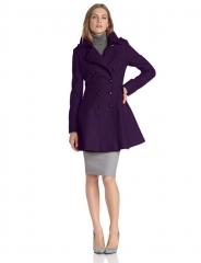 Wool Skating Coat by Via Spiga at Amazon