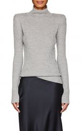 Wool Turtleneck Sweater by Chloe at Barneys Warehouse