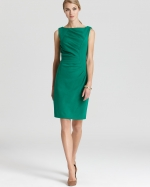 Wool sheath dress by Milly at Bloomingdales