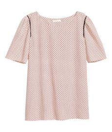 Woven Top at H&M