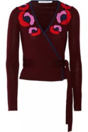 Wrap Cardigan by Diane von Furstenberg at Net A Porter