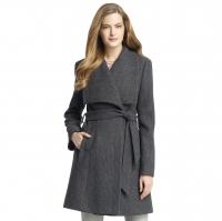 Wrap Coat at Anne Klein