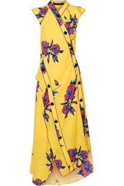 Wrap Dress by Proenza Schouler at The Outnet
