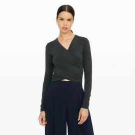 Wylda Crop Top at Club Monaco