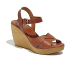 Wylie wedges at Madewell