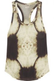 X-Ray printed modal-jersey tank at The Outnet