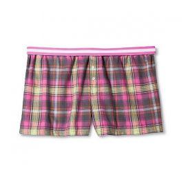 Xhilaration Pink Azalea Sleep Shorts at Target