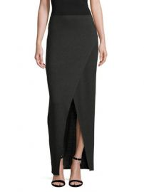 Yasmin Wrap Maxi Skirt  by Alice   Olivia at Gilt at Gilt