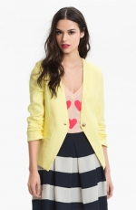 Yellow blazer at Nordstrom at Nordstrom