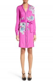 Yigal Azrou  l Floral Pajama Dress at Nordstrom