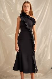 You or Me Midi Dress by C/Meo Collective at Fashion Bunker