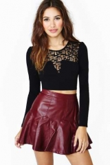 Youngblood Skirt at Nasty Gal