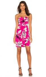 Yumi Kim Date Night Dress in Eastern Garden Pink from Revolve com at Revolve